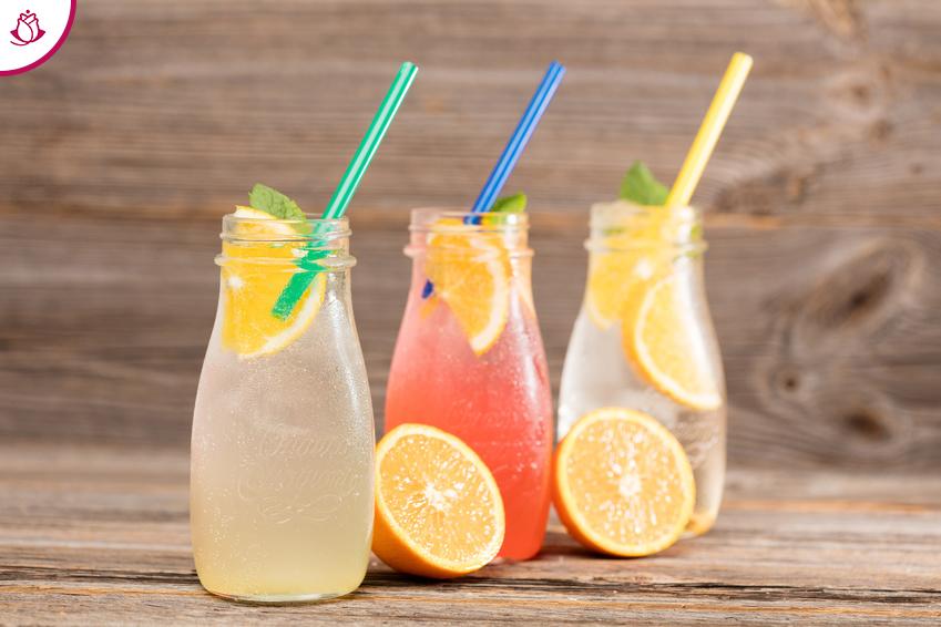 Cocktail con Aloe Vera