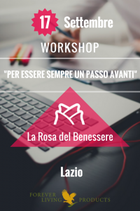 Workshop Pomezia