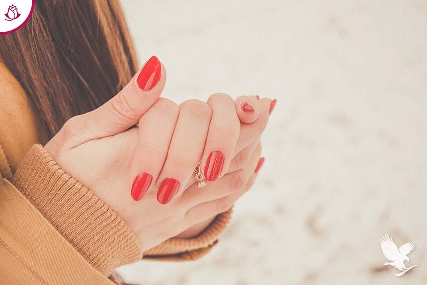 cura mani inverno
