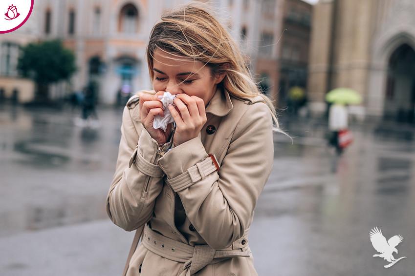 autunno raffreddore prevenzione salute influenza