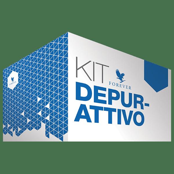 FOREVER KIT DEPUR-ATTIVO