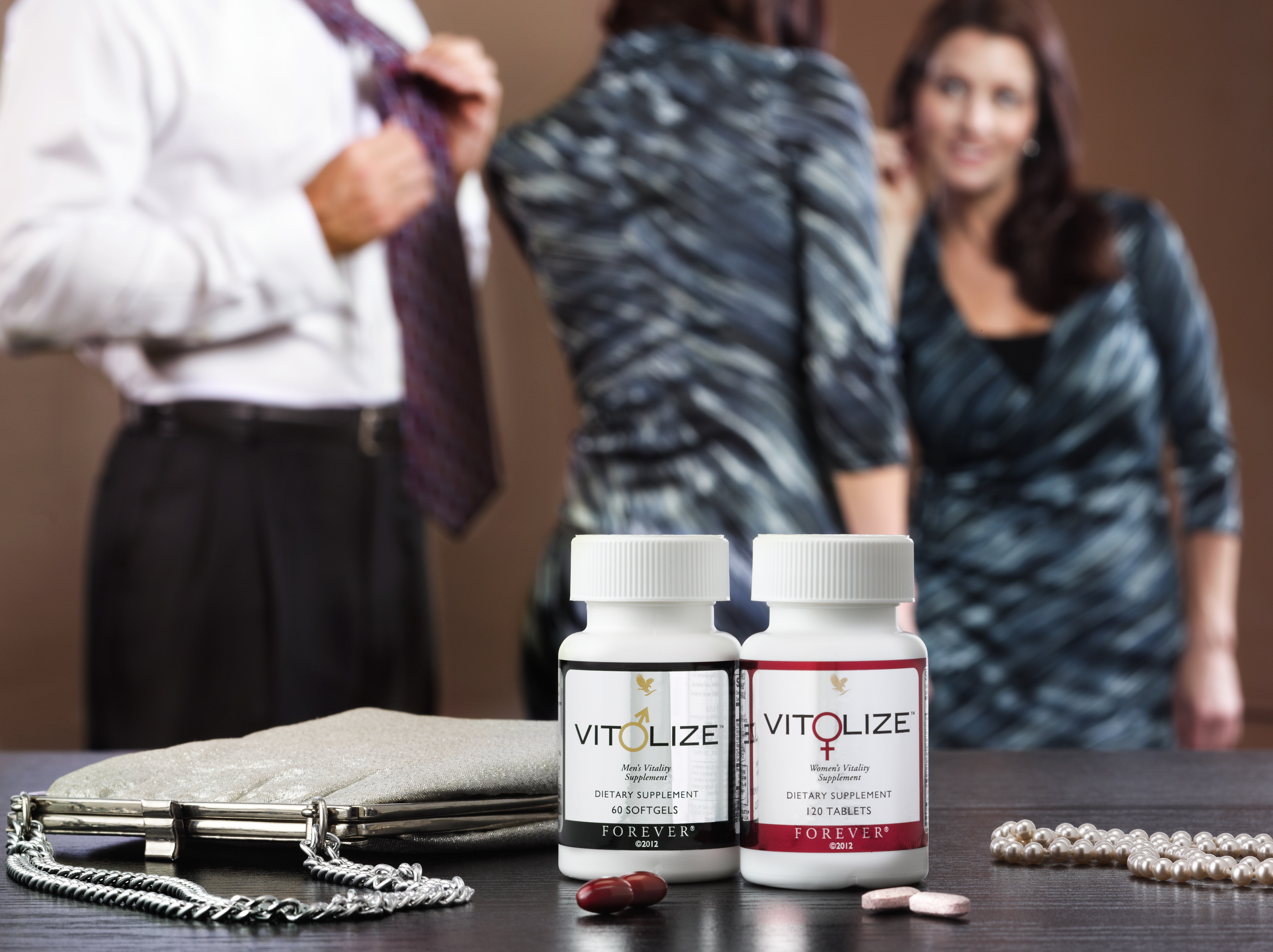 FOREVER VITOLIZE WOMEN & MEN - SuccoAloeVera - Forever Living