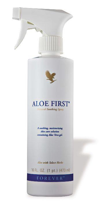 Forever Aloe First - SuccoAloeVera