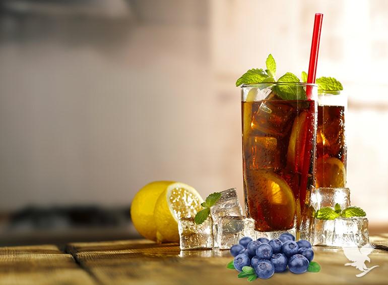 Tè al mirtillo e Aloe Vera - Il Pieno di Antiossidanti ed Energia - SuccoAloeVera