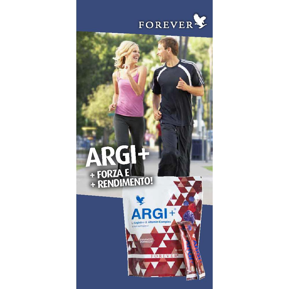 PIEGHEVOLE FOREVER ARGI+ - 25 pz