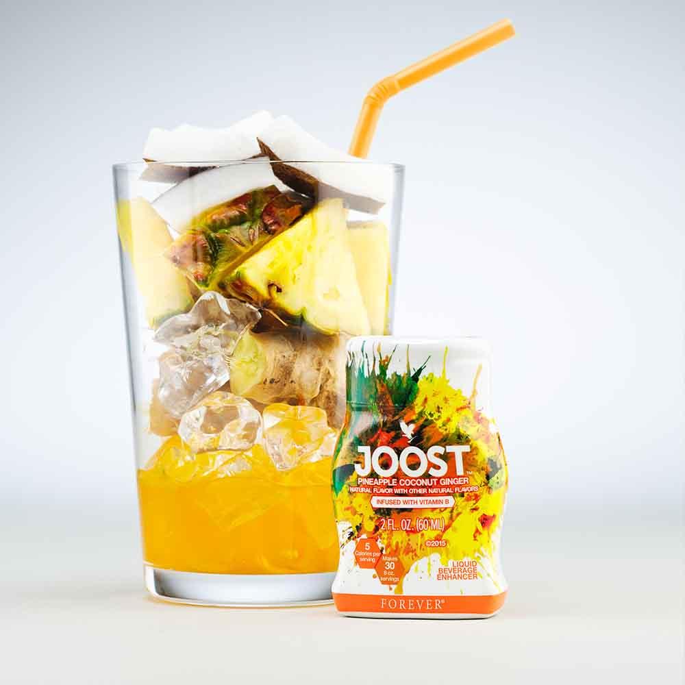 Joost Pineapple Ananas / Cocco / Zenzero