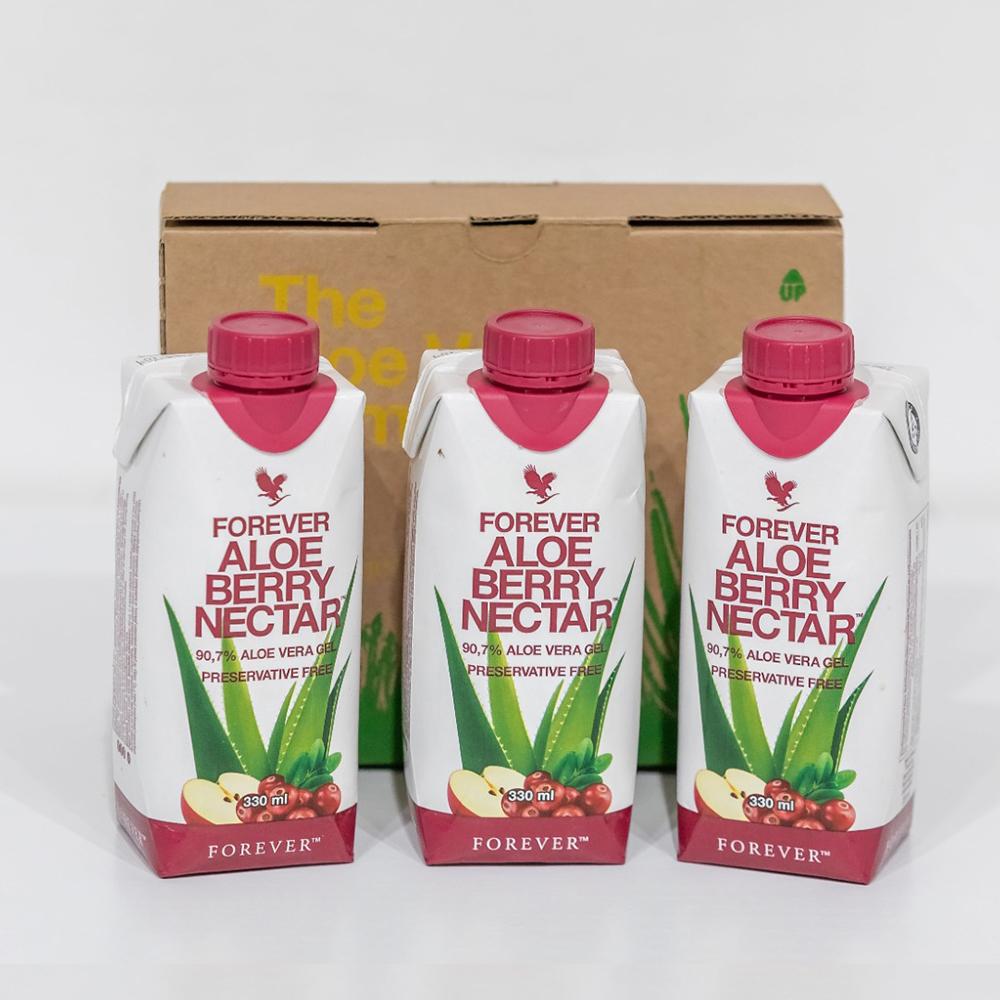 Mini Tripack 330 ml Aloe Berry Nectar