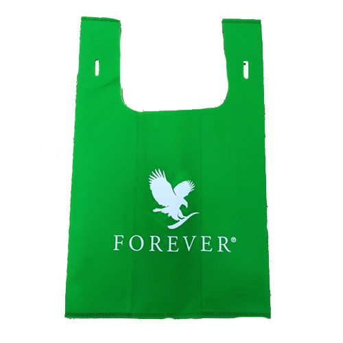 SHOPPER TNT VERDE FOREVER