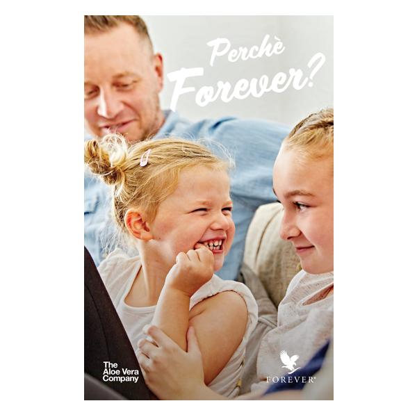 Volantino Perché Forever - 50 pz