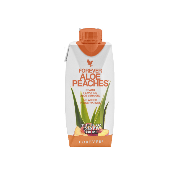 FOREVER ALOE PEACHES MINI (12 PEZZI)
